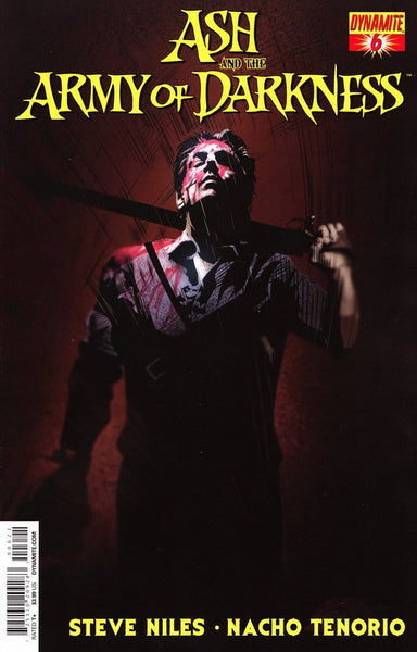ASH & THE ARMY OF DARKNESS #6 CALERO SUBSCRIPTION VAR