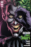 BATMAN THREE JOKERS #3 CVR A JASON FABOK JOKER