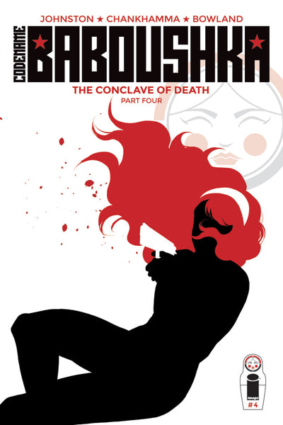 CODENAME BABOUSHKA CONCLAVE OF DEATH #4 - Kings Comics