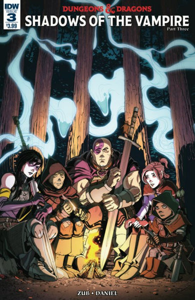 DUNGEONS & DRAGONS VOL 2 #3