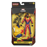 MARVEL DEADPOOL LEGENDS 6IN SUNSPOT AF - Kings Comics