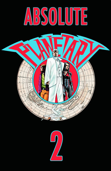ABSOLUTE PLANETARY BOOK 2 HC