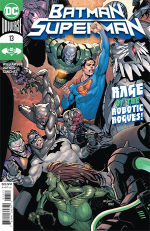 BATMAN SUPERMAN VOL 2 #13 CVR A DAVID MARQUEZ