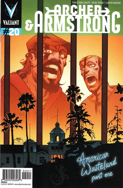 ARCHER & ARMSTRONG VOL 2 #20 - Kings Comics