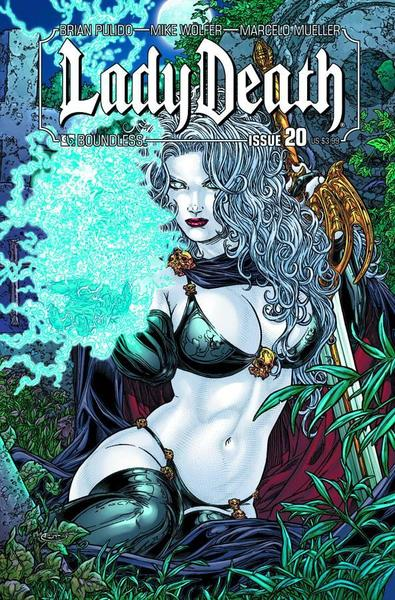 LADY DEATH VOL 3 #20