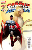 CBLDF ALL NEW CAPTAIN AMERICA #1 EXCLUSIVE DODSON VARIANT