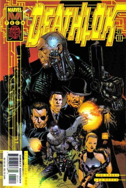 DEATHLOK VOL 2 #11 - Kings Comics