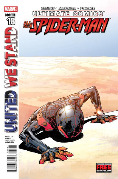 ULTIMATE COMICS SPIDER-MAN VOL 2 #18