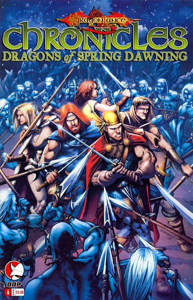 DRAGONLANCE CHRONICLES VOL 3 #6 GOPEZ CV