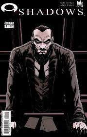 SHADOWS #4 - Kings Comics