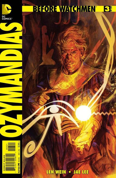 BEFORE WATCHMEN OZYMANDIAS #3 VAR ED - Kings Comics