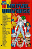 OFFICIAL HANDBOOK OF THE MARVEL UNIVERSE MASTER EDITION (1990) #22 - Kings Comics