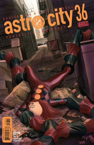 ASTRO CITY VOL 3 #36 - Kings Comics