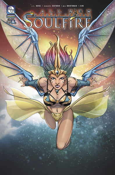 ALL NEW SOULFIRE VOL 2 #5 COVER B TOVAR