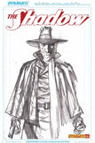 SHADOW VOL 5 #11 25 COPY ROSS SKETCH INCV