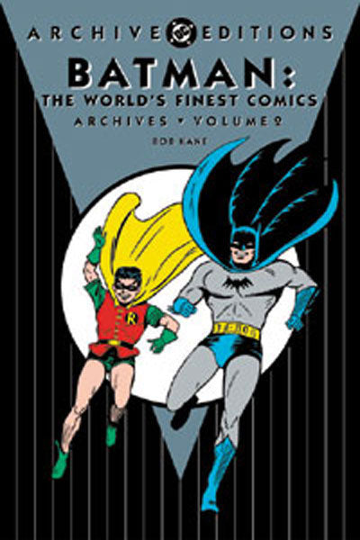 BATMAN IN WORLDS FINEST ARCHIVES VOL 2 H