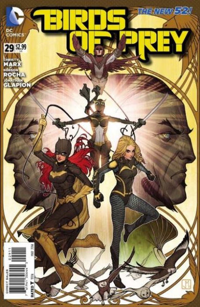 BIRDS OF PREY VOL 3 #29