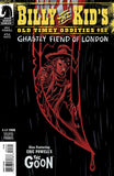 BILLY THE KID GHASTLY FIEND LONDON #4 KYLE HOTZ CVR