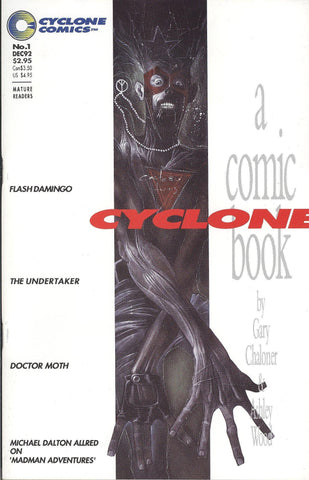 CYCLONE COMICS QUARTERLY #1