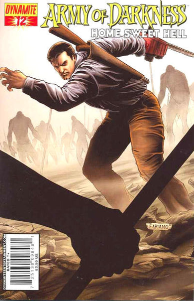 ARMY OF DARKNESS VOL 2 #12 HOME SWEET HELL
