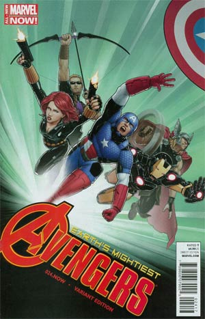 AVENGERS VOL 5 #24.NOW ACX CHRISTOPHER VAR
