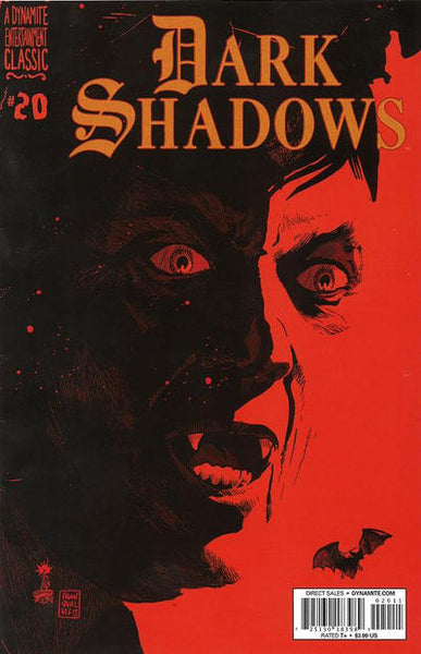 DARK SHADOWS VOL 2 #20 - Kings Comics