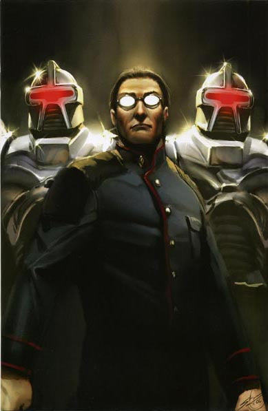 BATTLESTAR GALACTICA VOL 4 #6 SEJIC VIRGIN CVR - Kings Comics