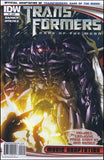 TRANSFORMERS 3 DARK OF THE MOON MOVIE ADAPTATION #2