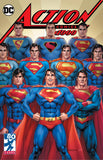 ACTION COMICS VOL 2 #1000 KINGS COMICS EXCLUSIVE NICOLA SCOTT VAR ED