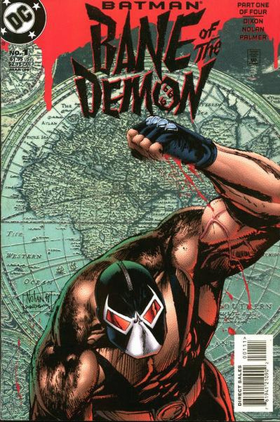 BATMAN BANE OF THE DEMON (1998) SET OF FOUR - Kings Comics