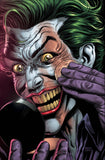 BATMAN THREE JOKERS #2 PREMIUM VAR F MAKEUP