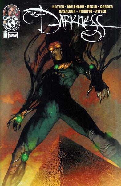 DARKNESS VOL 3 #88 - Kings Comics