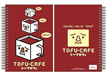 TO-FU OYAKO CAFE A5 NOTEBOOK