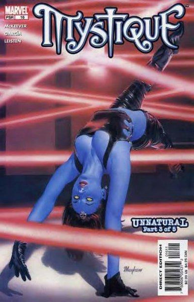 MYSTIQUE #16 - Kings Comics