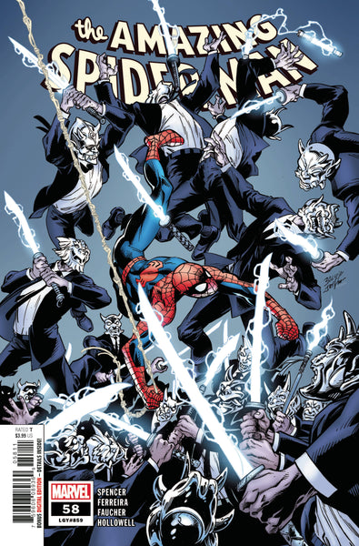 AMAZING SPIDER-MAN VOL 5 #58