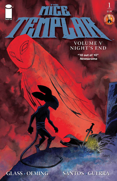 MICE TEMPLAR V NIGHTS END #1