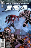 BLACKEST NIGHT JSA #3 VAR ED