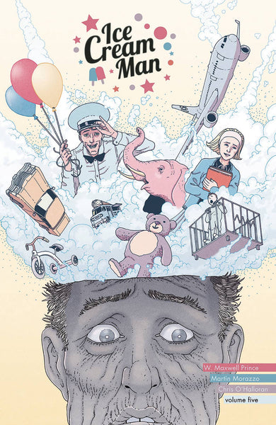 ICE CREAM MAN TP VOL 05 OTHER CONFECTIONS - Kings Comics
