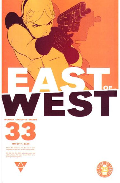 EAST OF WEST #33 - Kings Comics