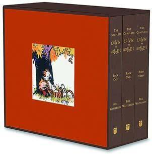 COMPLETE CALVIN & HOBBES HC