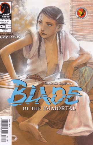 BLADE OF THE IMMORTAL #126