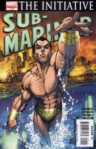SUB-MARINER VOL 2 #1 CWI