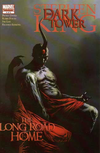 DARK TOWER LONG ROAD HOME #4 - Kings Comics