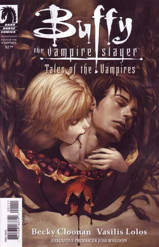 BTVS TALES OF THE VAMPIRES ONE SHOT JO CHEN COVER - Kings Comics