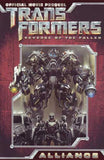TRANSFORMERS REVENGE FALLEN MOVIE PREQ ALLIANCE TP