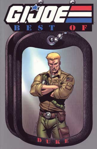 GI JOE BEST OF DUKE GN - Kings Comics