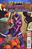 HAWKEYE & MOCKINGBIRD #1 2ND PTG LOPEZ VAR - Kings Comics