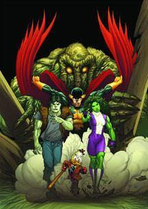 FEAR ITSELF FEARSOME FOUR #1 FEAR - Kings Comics
