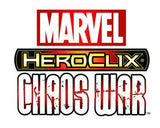 MARVEL HEROCLIX CHAOS WAR MARQUEE FIG