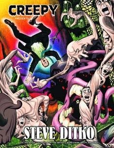 CREEPY PRESENTS STEVE DITKO HC